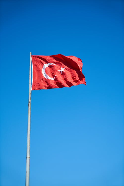 Photo of Flag of Turkey