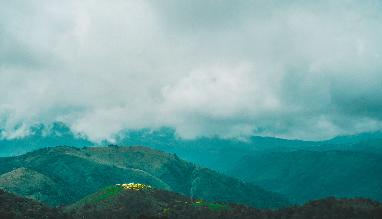 Free stock photo of green, india, lanscape, minimalistic
