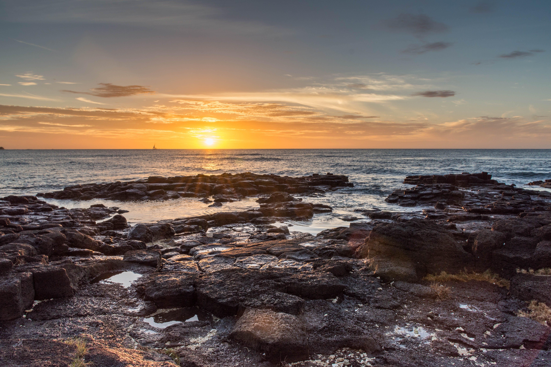 Imagine de stoc gratuită din apă, apus, cer, coastă stâncoasă