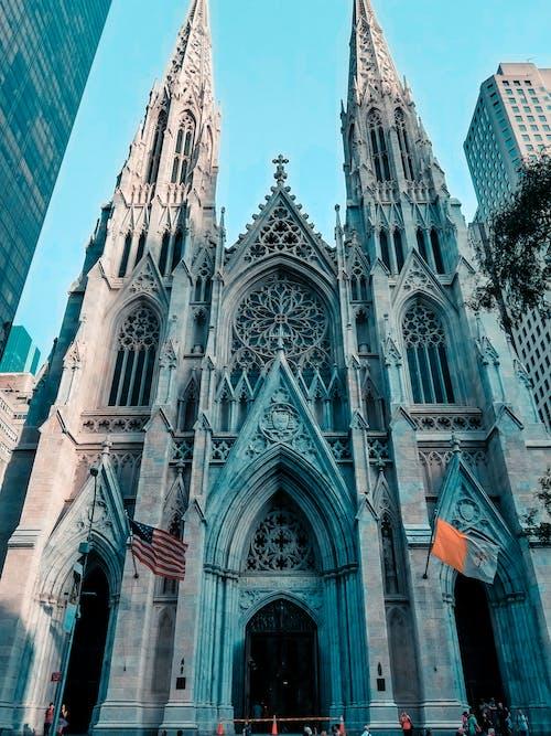 Fotobanka sbezplatnými fotkami na tému architektúra, bazilika svätého petra, budova, dóm