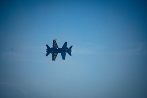 Бесплатное стоковое фото с usmarines, авиашоу, голубые ангелы, морская пехота
