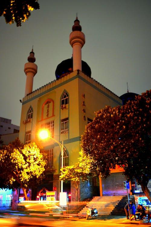 Immagine gratuita di cina, moschea