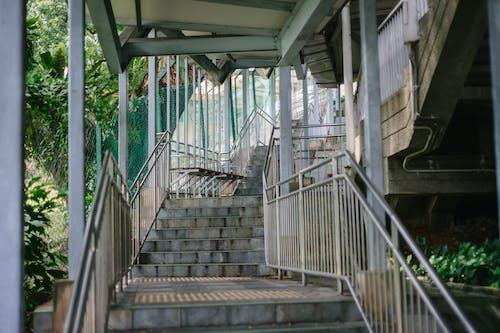 Foto d'estoc gratuïta de arquitectura, buit, edifici, escala