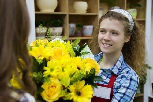 きれいな女性, ナイス, バレンタインデーの無料の写真素材