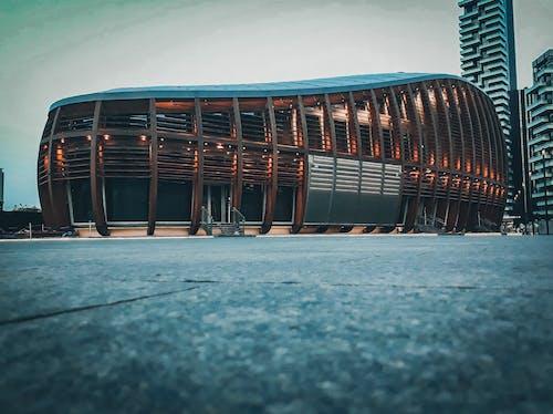 Photos gratuites de architecture, citadin, colortones, dégradé de couleurs