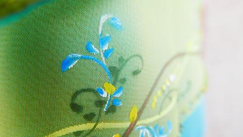 Darmowe zdjęcie z galerii z kwiatowy, materiał, płótno, projekt tkaniny