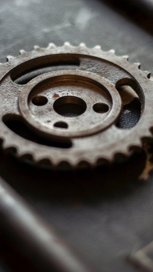 Free stock photo of brown, car part, metal