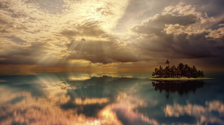HD wallpaper zu landschaft, ferien, wasser, ozean