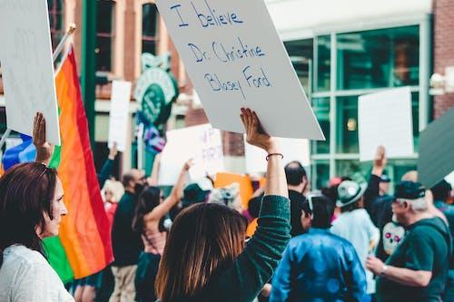 人, 人群, 團結, 女人 的 免費圖庫相片