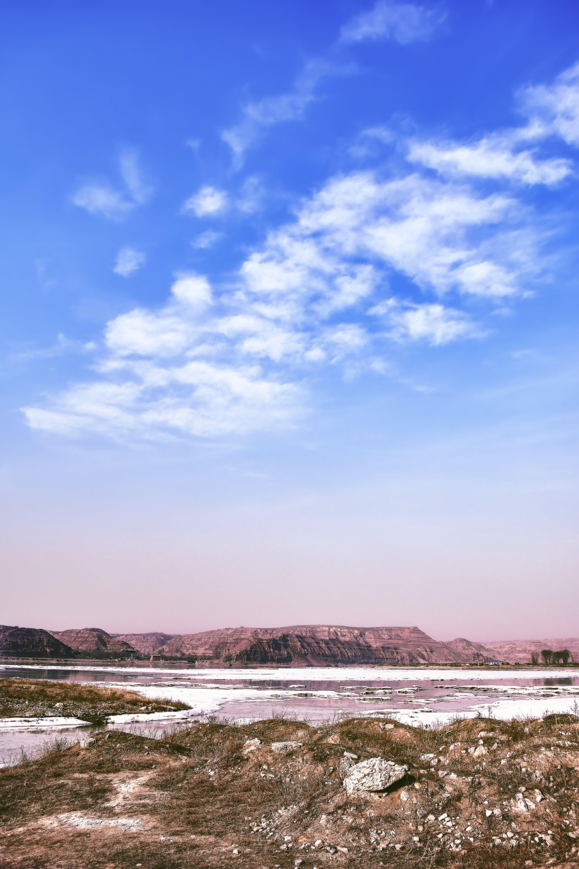 Kostenloses Stock Foto zu 季节, 山, 山西, 冬天