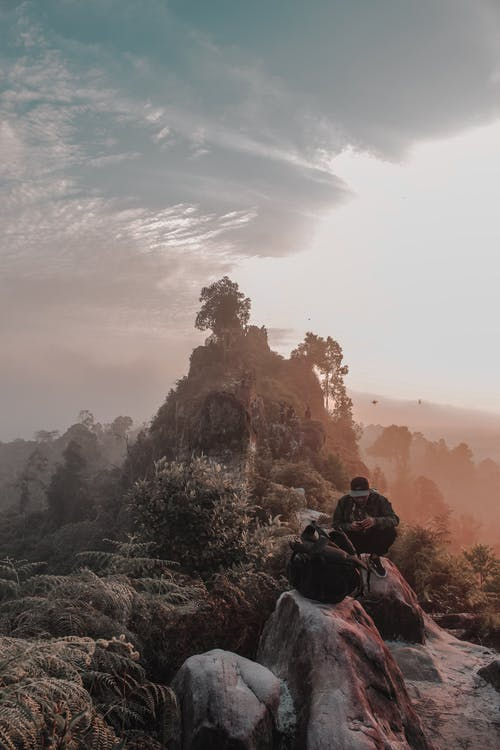 Kostnadsfri bild av äventyr, berg, dagsljus, gryning