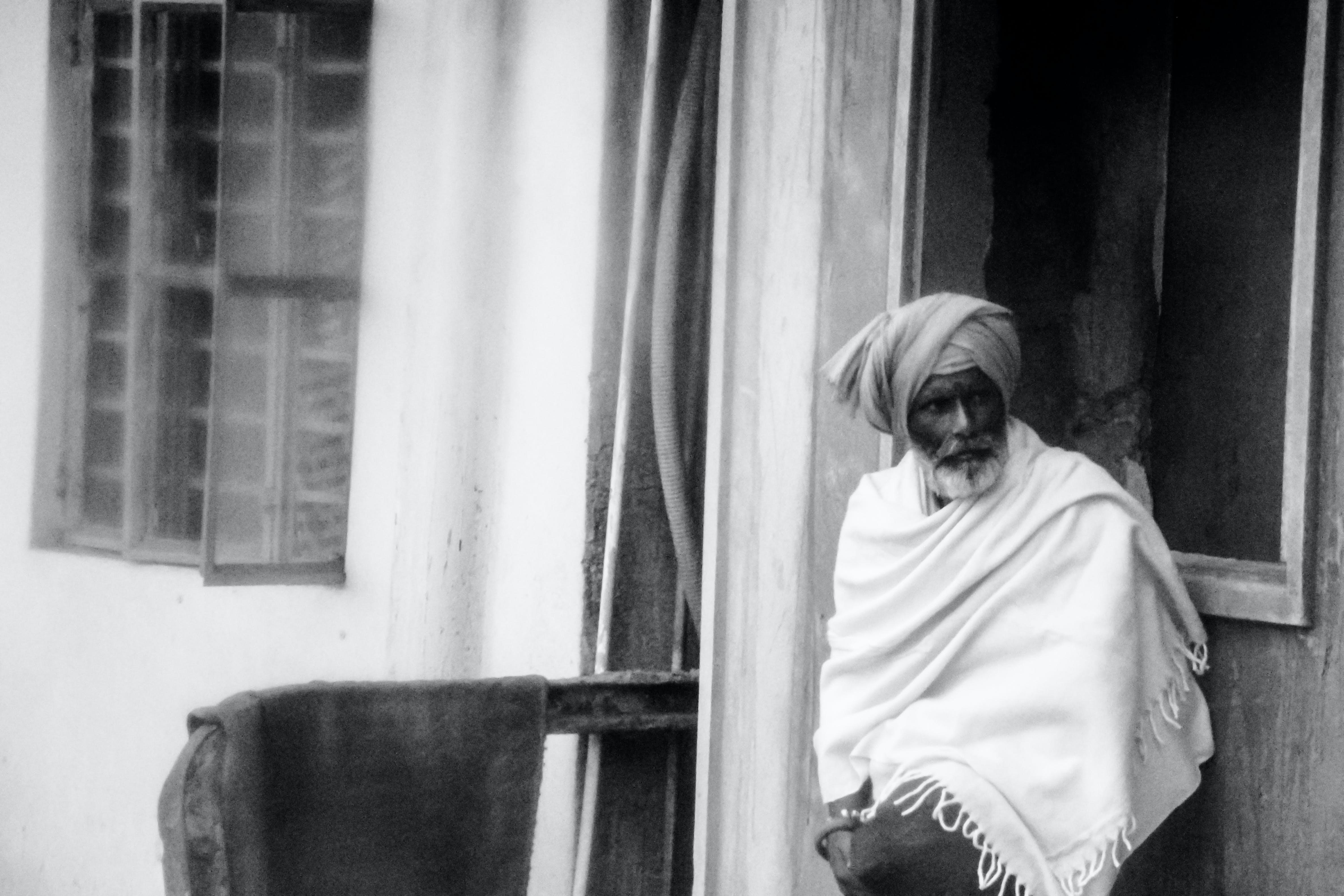 Free stock photo of oldman