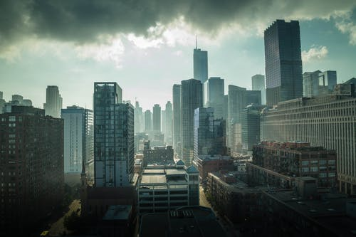 Free stock photo of chicago, chicago skyline, city