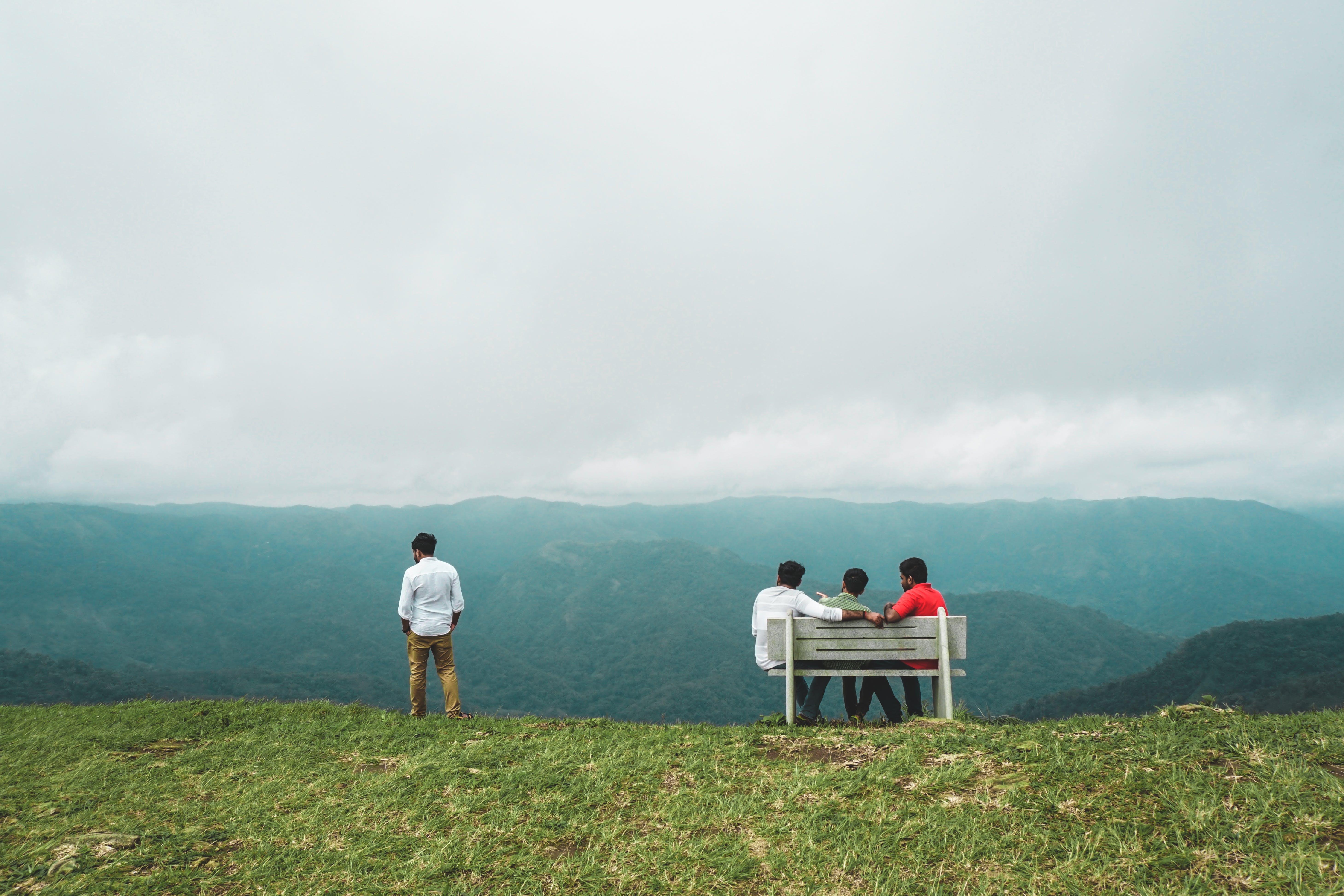 Gratis stockfoto met bergen, blauw, groen, Indië