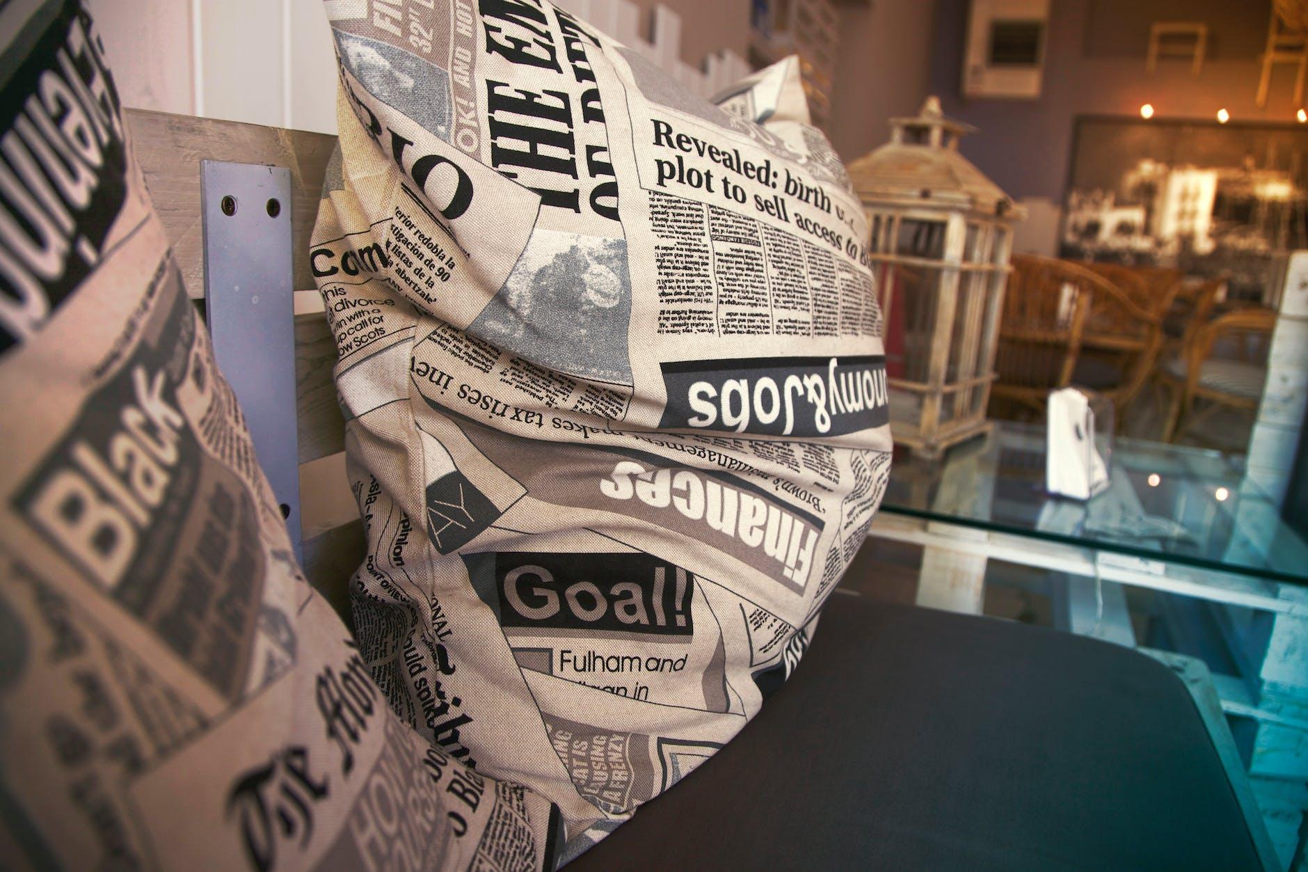 journalism information news newspaper