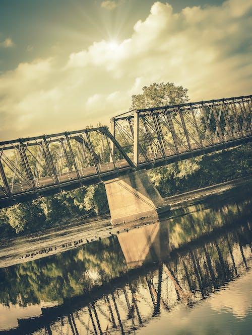 Ilmainen kuvapankkikuva tunnisteilla auringon säteet, hdr, heijastus, hollantilainen kulma