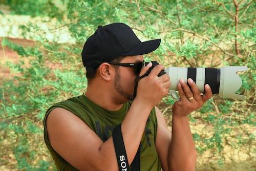 Kostenloses Stock Foto zu dslr-kamera, kamera, mirrorless