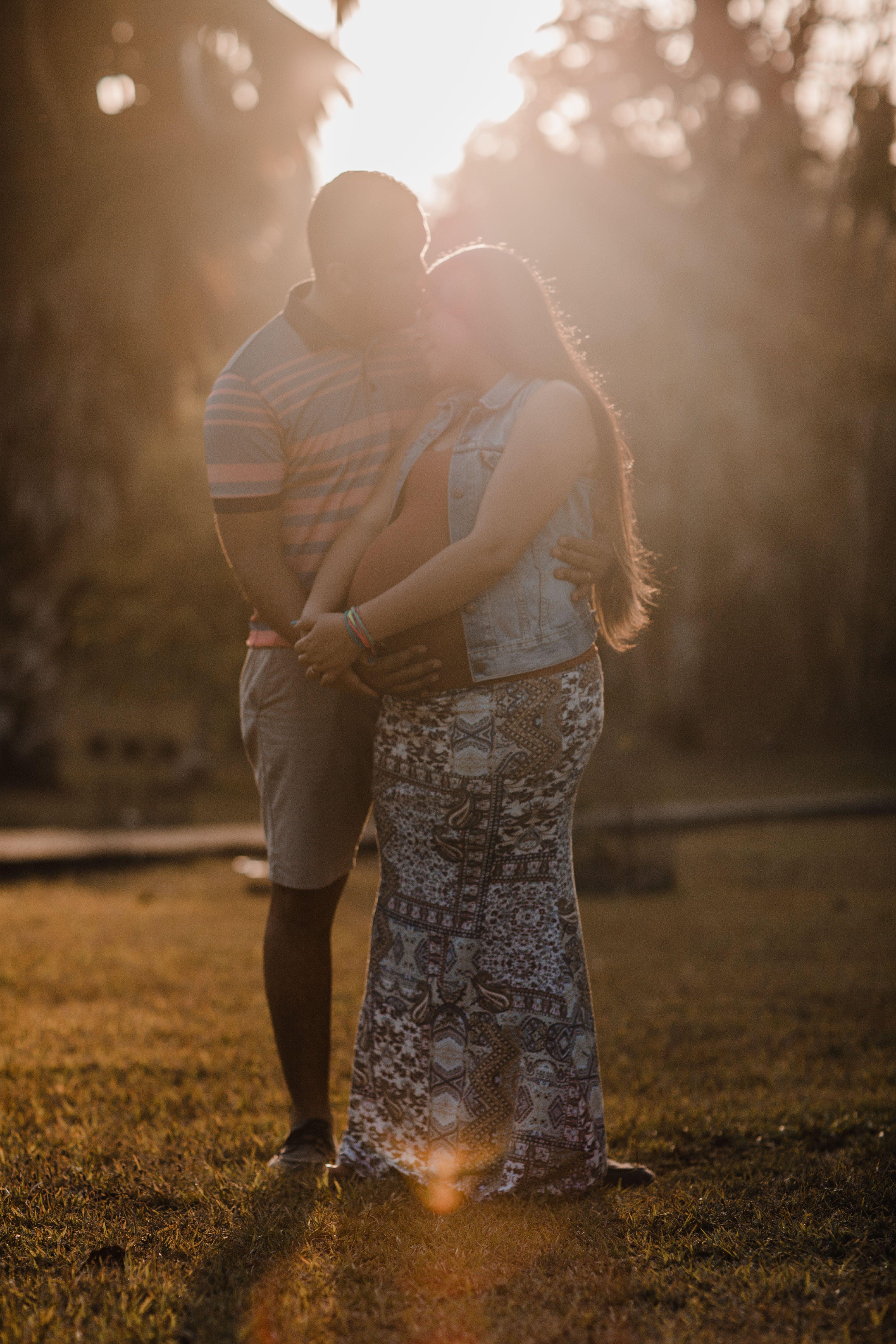 Δωρεάν στοκ φωτογραφιών με αγάπη, άνδρας, Άνθρωποι, βρέφος