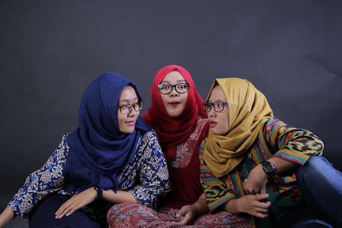 Δωρεάν στοκ φωτογραφιών με αγάπη, αδελφές, αδελφές, αδελφές