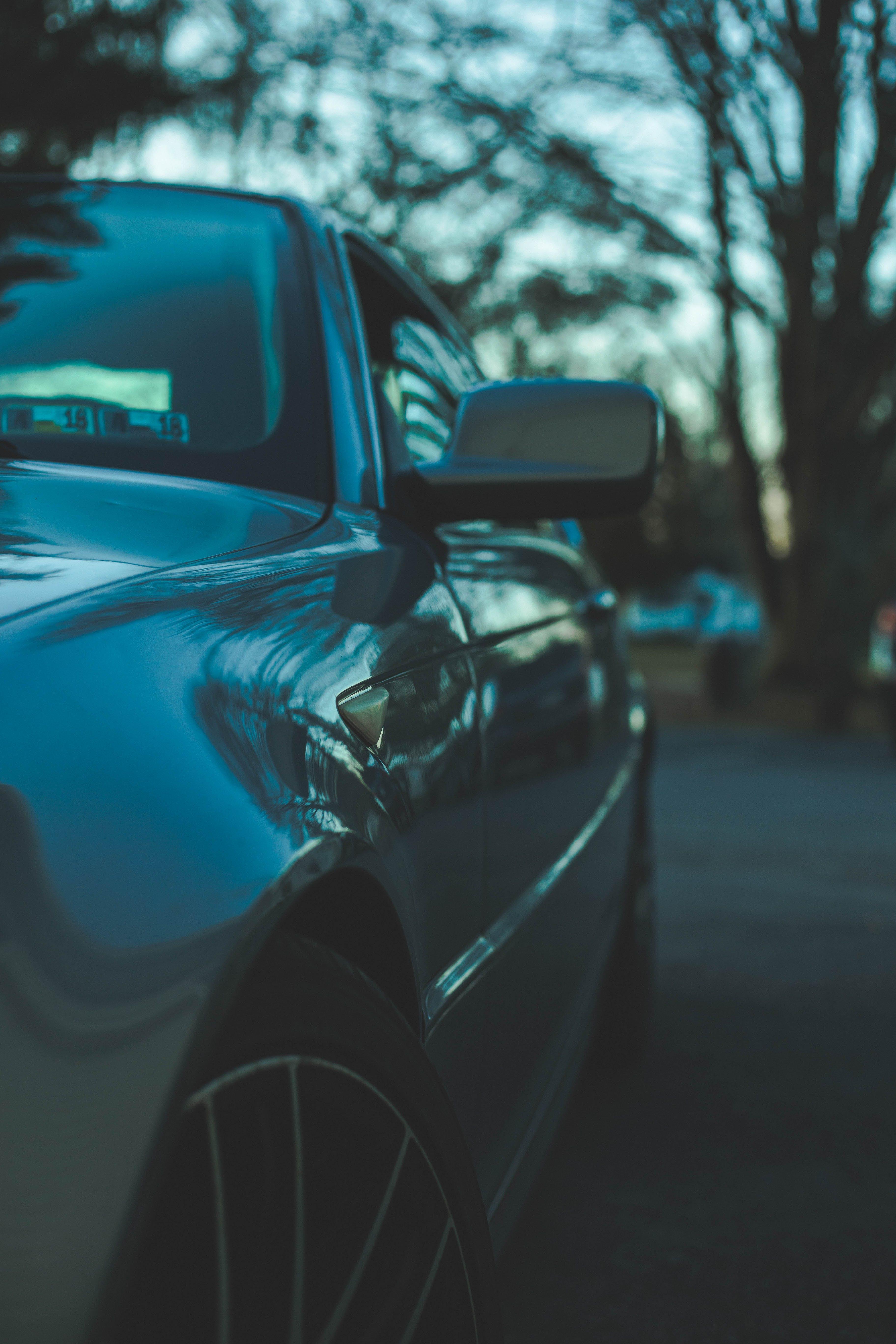 Gratis lagerfoto af bil, close-up, forrude, gade