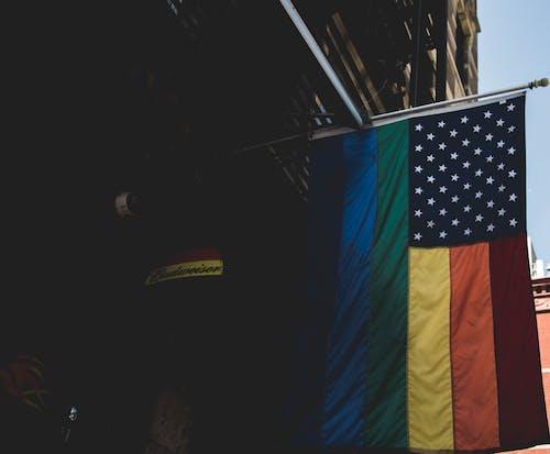 Безкоштовне стокове фото на тему «LGBTQ, Адміністрація, барвистий, Будівля»