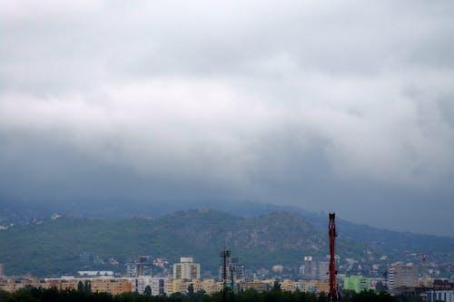 Gratis stockfoto met berg, Boedapest, csepel, gebouw