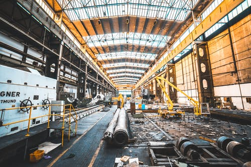 Immagine gratuita di acciaio, contemporaneo, edificio, fabbrica