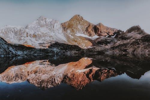 Бесплатное стоковое фото с HD-обои, вода, гора, дневной свет
