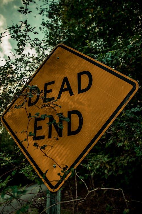 Fotobanka sbezplatnými fotkami na tému cesta, cesta uzavretá, cool znamenia, dopravná značka