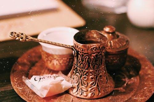 傳統, 咖啡, 喝, 容器 的 免費圖庫相片