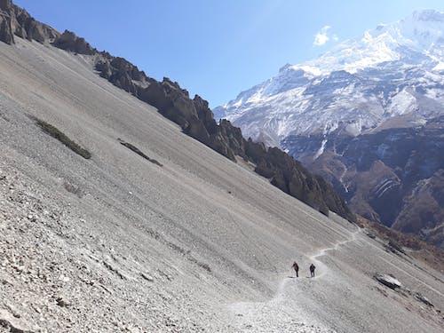 Foto profissional grátis de caminhada, Himalaia, montanha, Nepal
