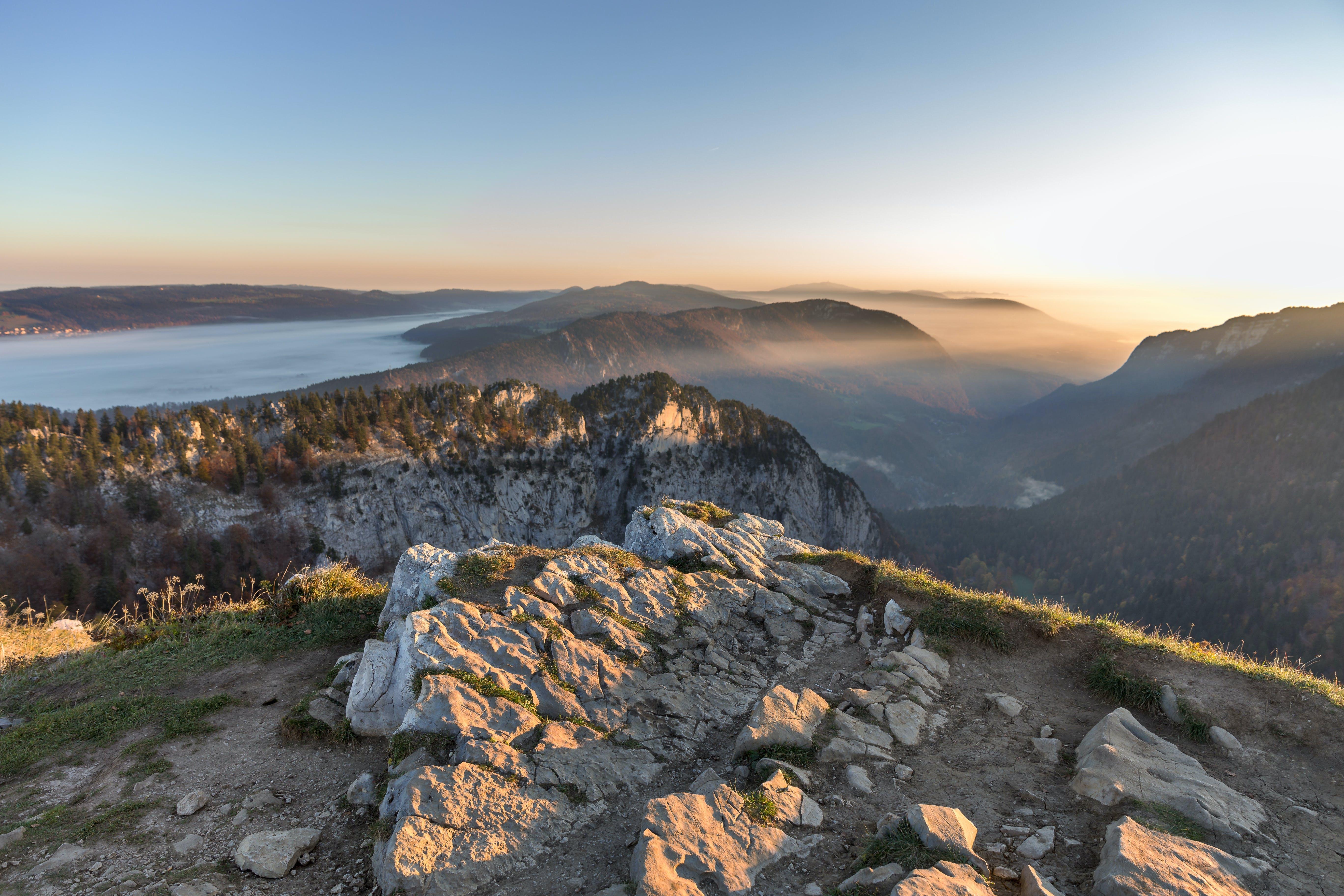 天性, 天空, 山, 岩石 的 免費圖庫相片