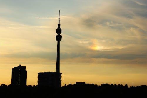 Fotos de stock gratuitas de cielo, colores del arco iris, contorno, dortmund