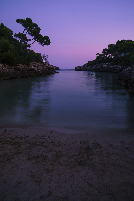 Základová fotografie zdarma na téma denní světlo, krajina, moře, noc