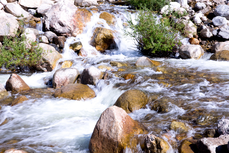 Free stock photo of creek, river, stream, waterfalls
