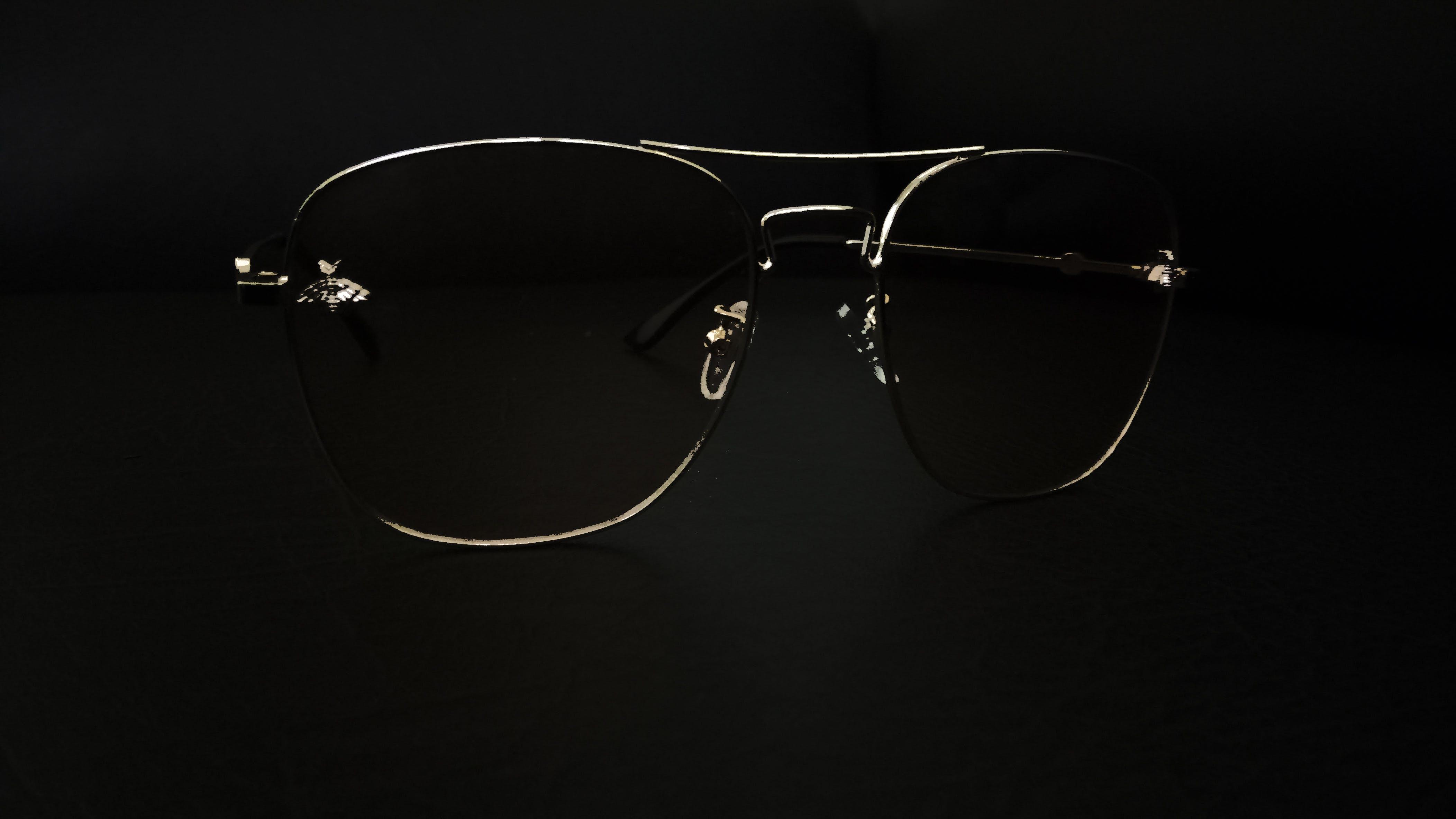 Free stock photo of black and white, sun glasses
