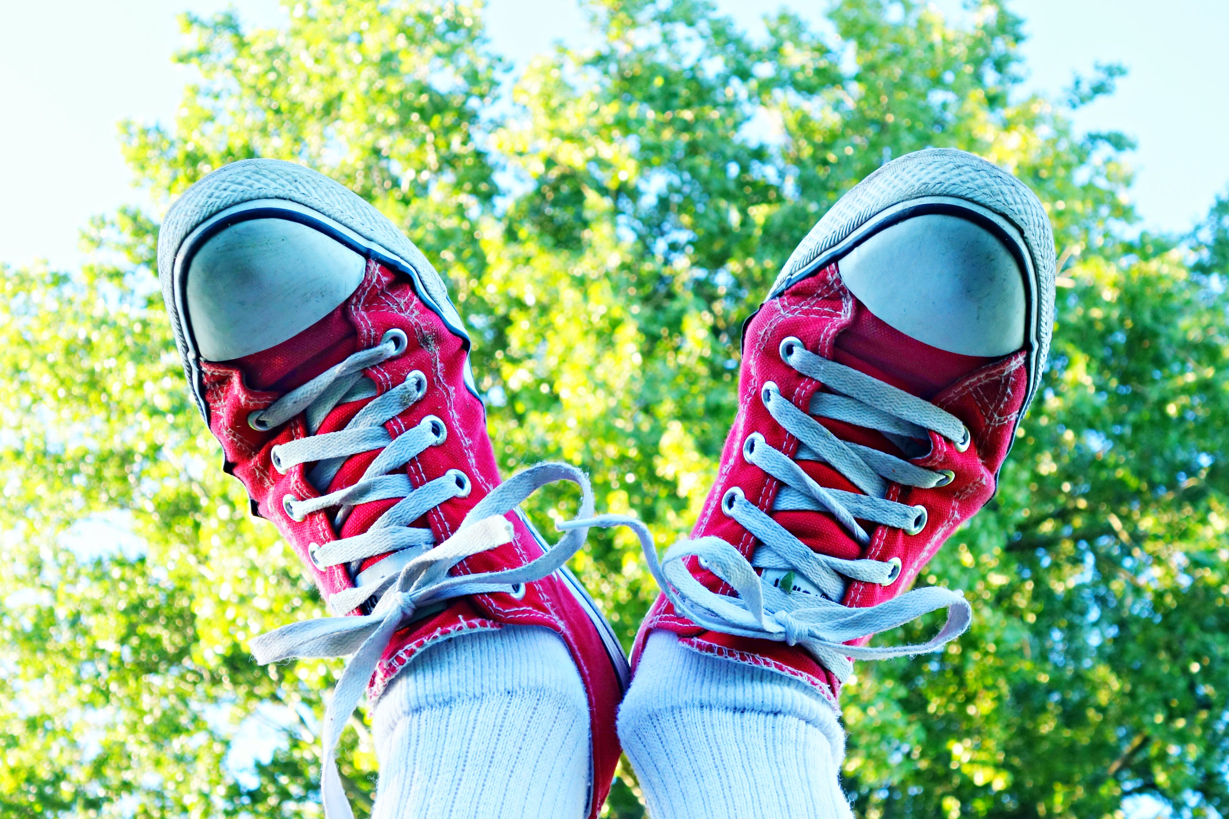 Ingyenes stockfotó cipőfűző, divat, dorkó, fa témában