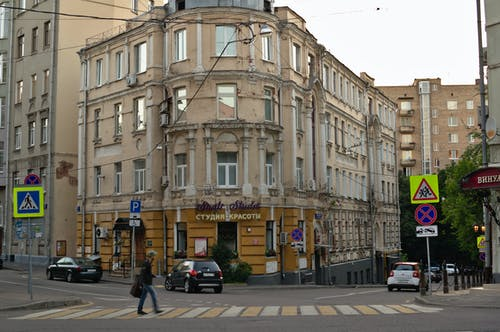 Ilmainen kuvapankkikuva tunnisteilla katu, Moskova
