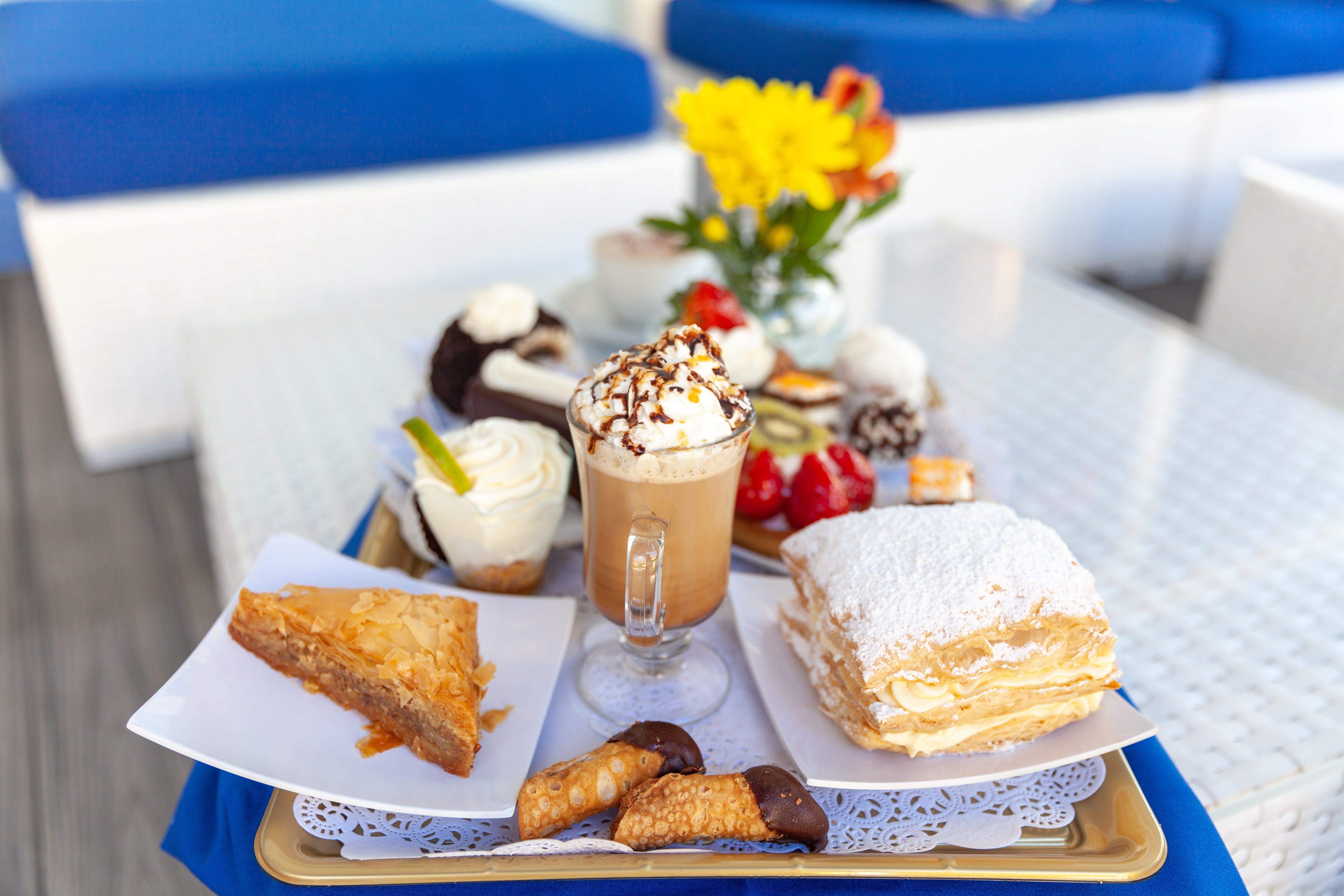 Darmowe zdjęcie z galerii z baklava, ciasto, ciasto owocowe, cukier