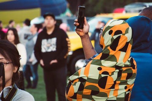 Δωρεάν στοκ φωτογραφιών με Άνθρωποι, βέλο, γήπεδο, ημέρα