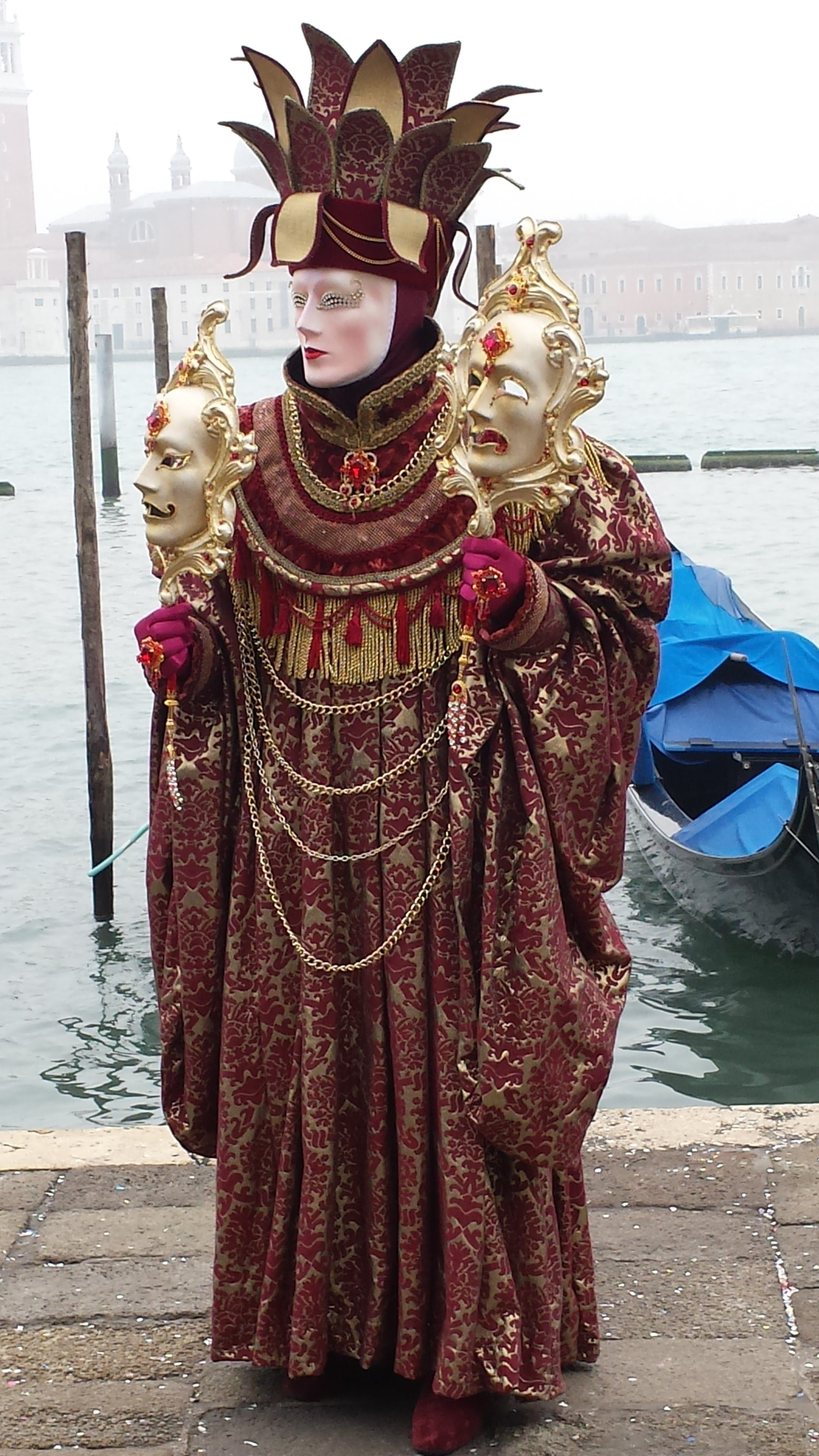 Free stock photo of Carnevale, Venetian Costume, venice