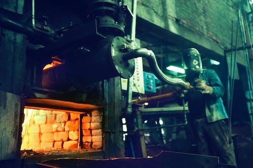 Immagine gratuita di acciaio, acero, costruzione, fã¡brica