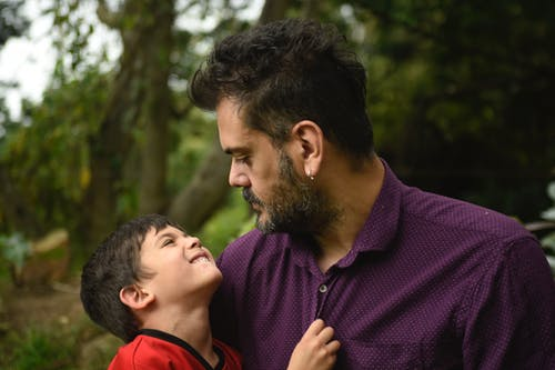 Image result for father and son pexel