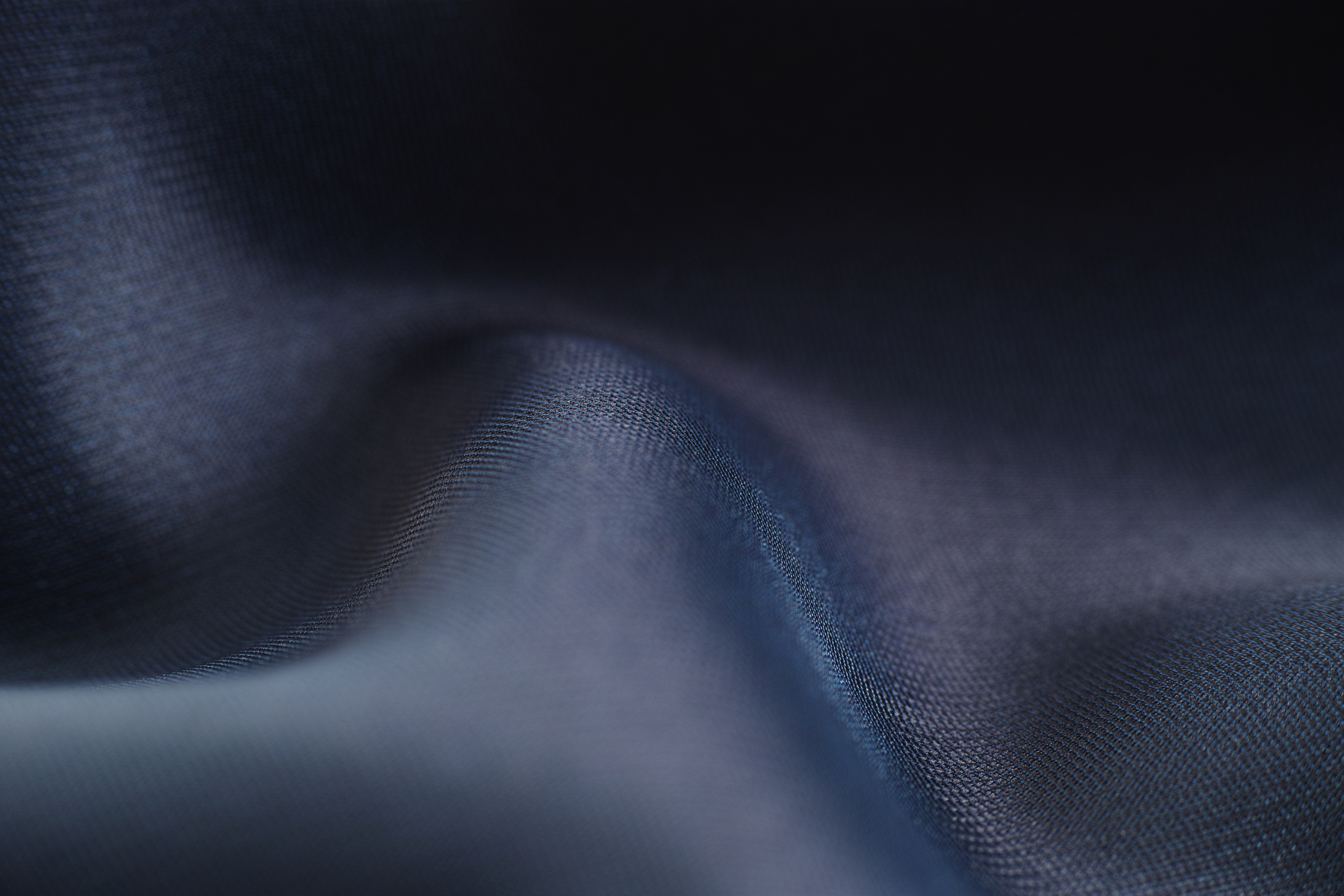 Black Textile in Focus Photography