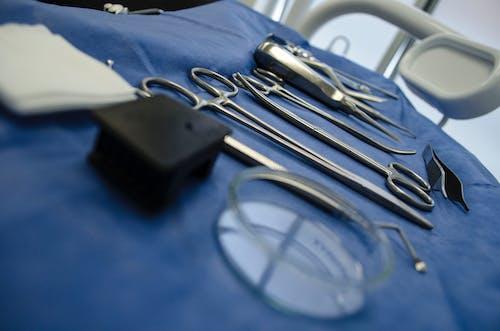 Immagine gratuita di attrezzatura medica, attrezzatura odontoiatrica, azzurro, centro dentale di bogotá