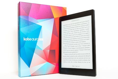 Free stock photo of e-book, e-reader, ebook, ereader