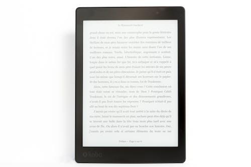 Immagine gratuita di e-book, e-reader, ebook