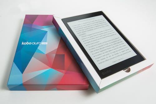 Free stock photo of e-book, e-reader, ereader, kobo