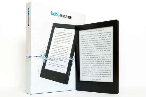 Foto d'estoc gratuïta de e-book, e-reader, ebook, ereader