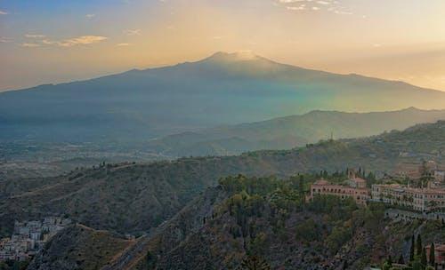 Základová fotografie zdarma na téma aktivní, etna, geologický, hora